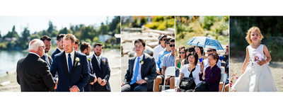 Outdoor Wedding at The Beach House Restaurant