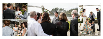 Long Beach Lodge Wedding Ceremonies
