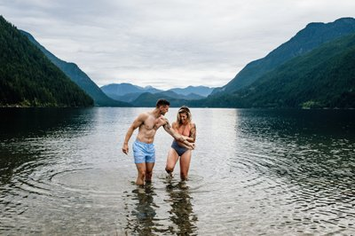Lifestyle Photos at Golden Ears Provincial Park