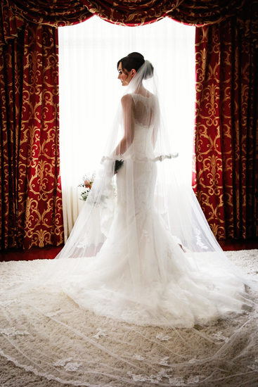 Bridal Prep at the Fairmont Empress