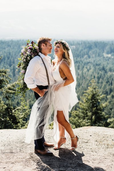 Mountain Weddings in British Columbia