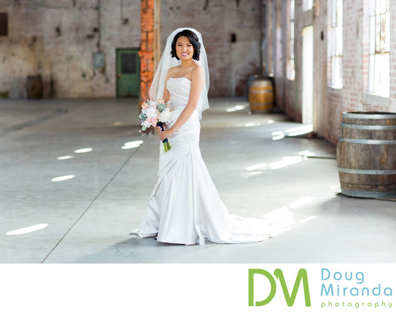 Bridal Photography at Old Sugar Mill Wedding