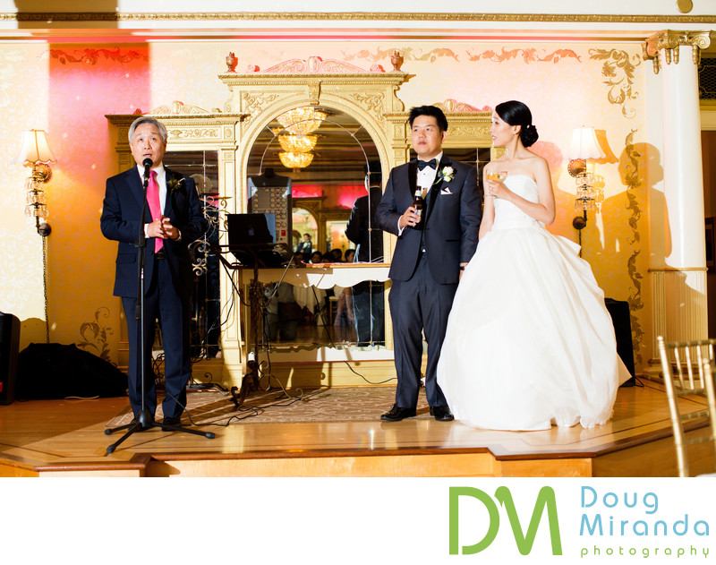 Wedding Speech Pictures at