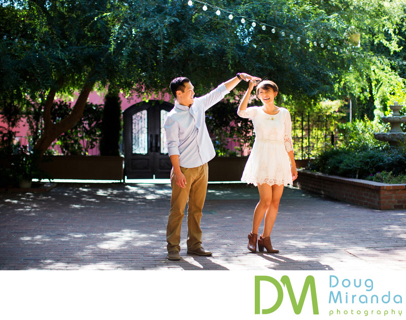 Courtyard D'oro Wedding Photos