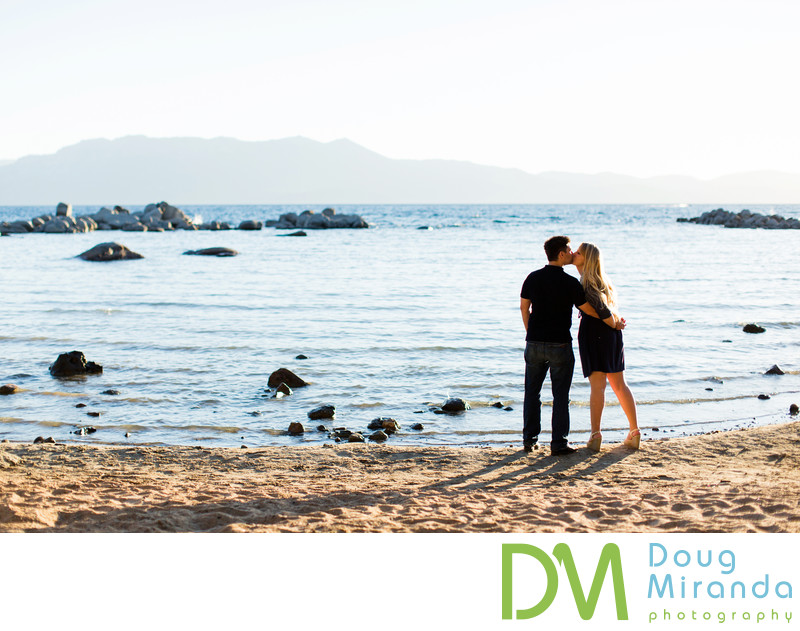 Engagement Photographer In South Lake Tahoe