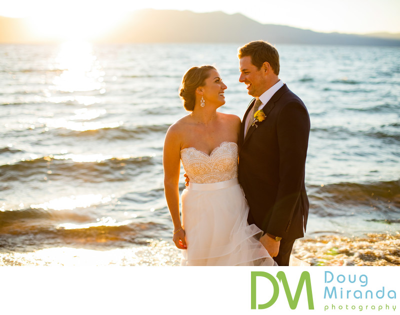 Edgewood Tahoe Wedding Pictures