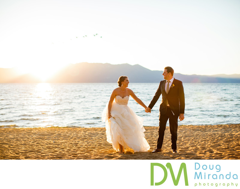 Edgewood Tahoe Wedding North Room Photos