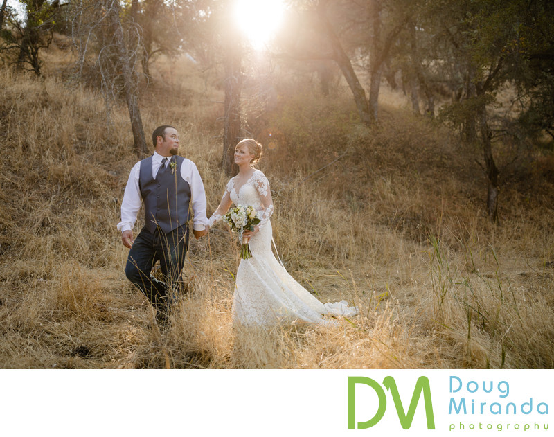Cache Creek Vineyards and Winery Wedding Photos