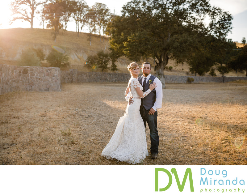 Cache Creek Vineyards and Winery Wedding
