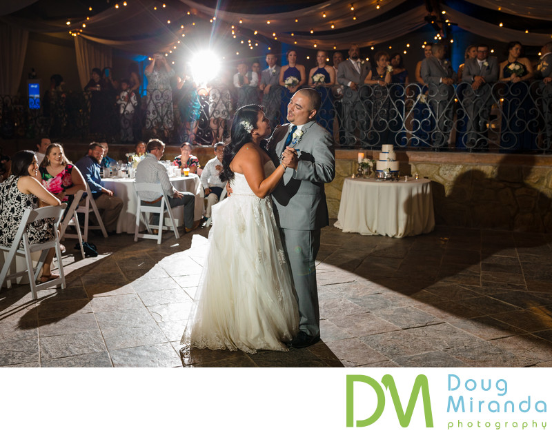 Viaggio Estate and Winery Wedding Photographers