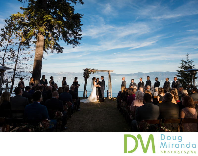 West Shore Cafe Wedding Photos