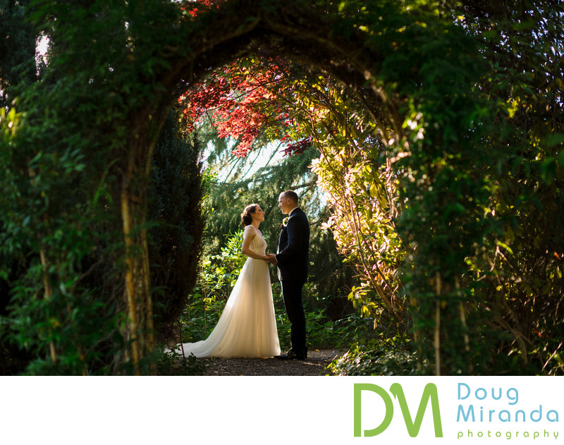 Newcastle Wedding Gardens Photography