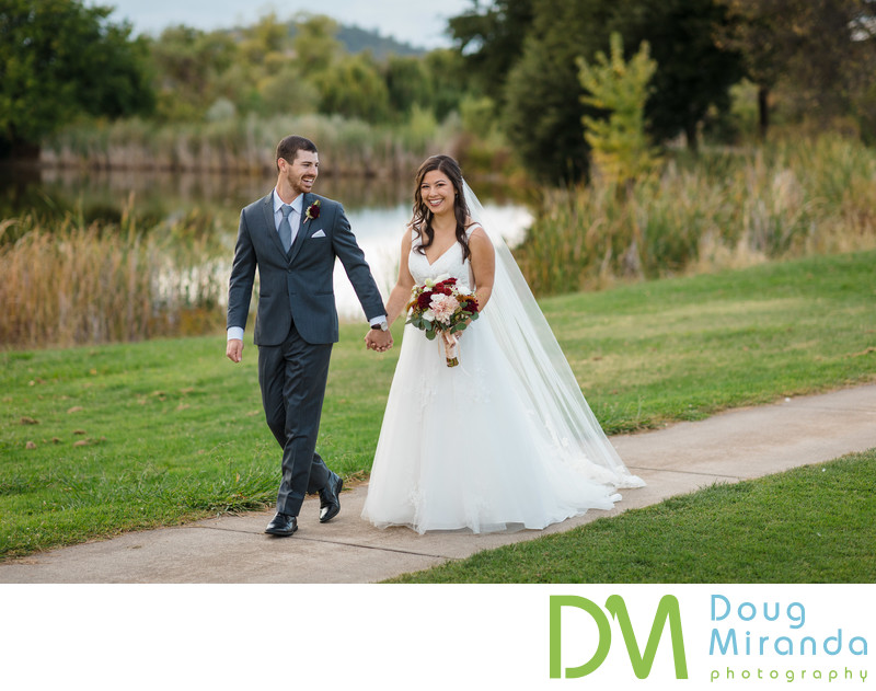 Auburn Valley Golf Club Wedding Photographers