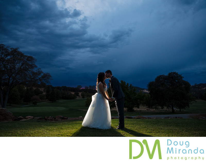 Auburn Valley Golf Club Wedding Photographer