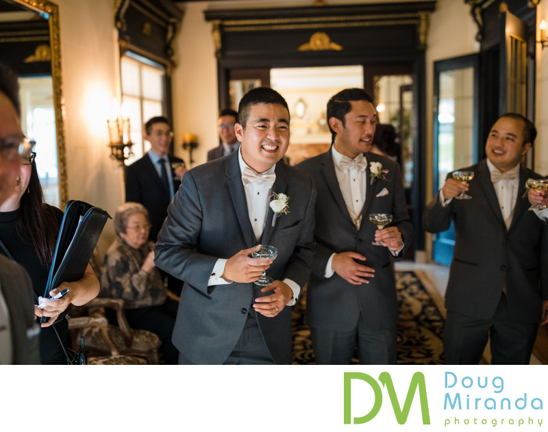 Grand Island Mansion Reception Pictures