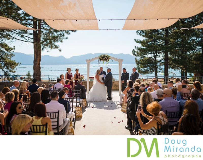 The Landing Resort Tahoe Wedding Photography