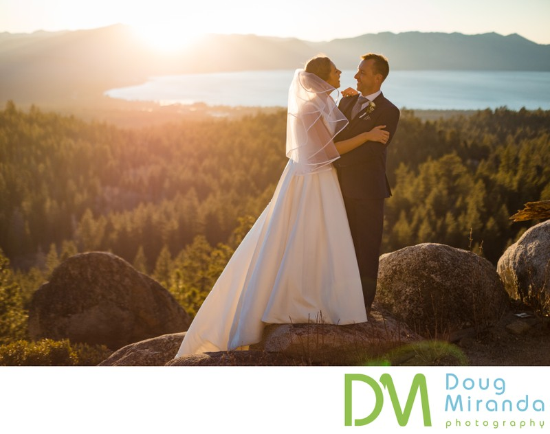 Best Tahoe Blue Estate Wedding Photography