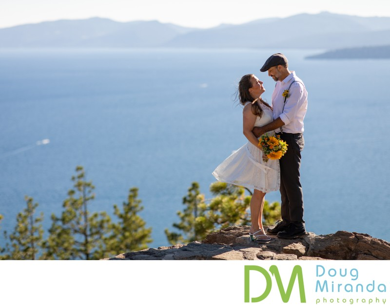 North Lake Tahoe Elopement Photographer