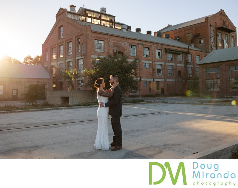 Old Sugar Mill Winery Wedding