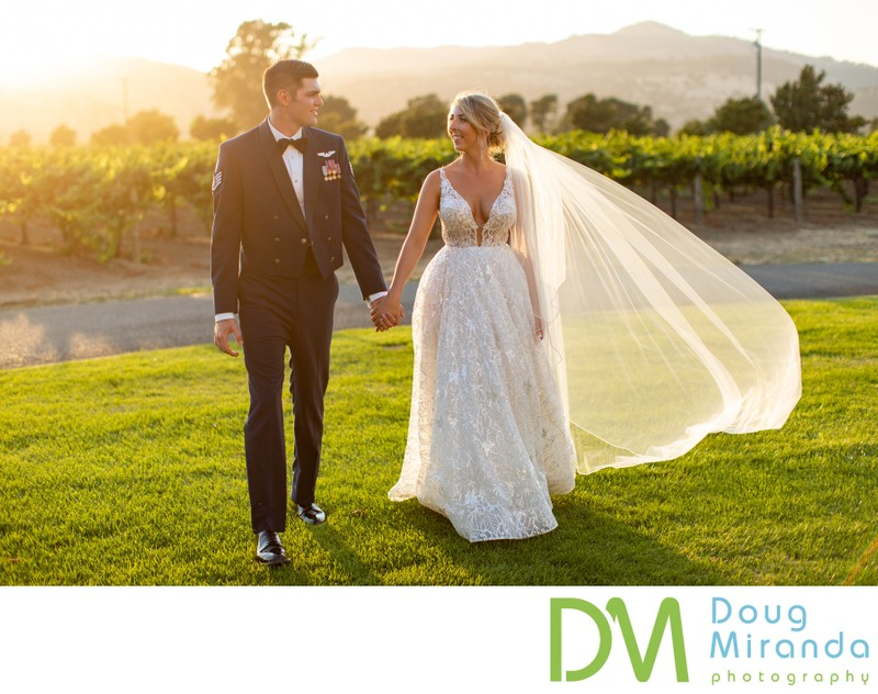 Suisun Valley Inn Wedding at Monroe Ranch