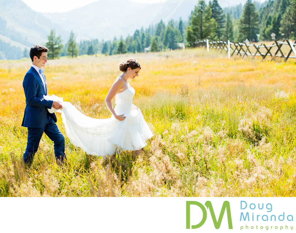 Squaw Valley weddings