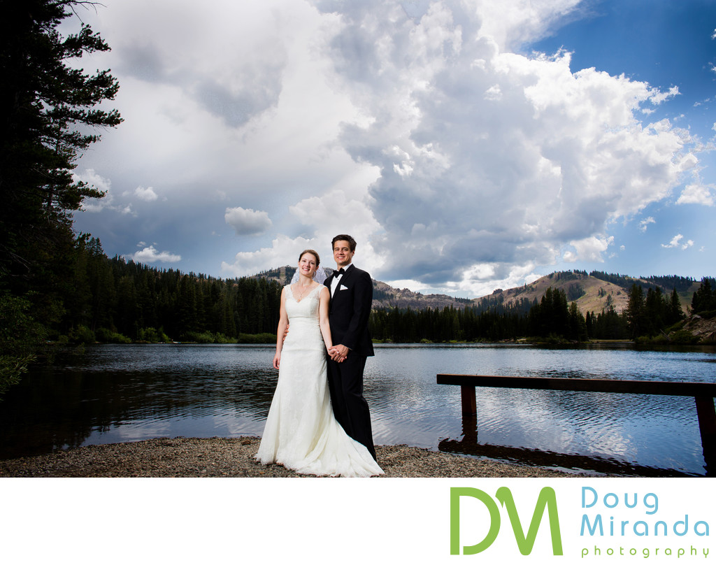 Wedding Photography at Lake Mary Sugar Bowl