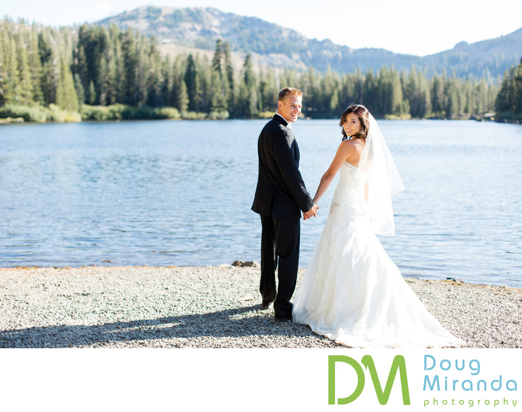 Sugar Bowl Resort Lake Mary Wedding