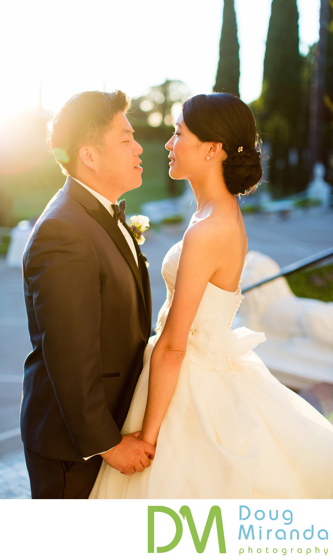 Best Wedding Photographs at Grand Island Mansion