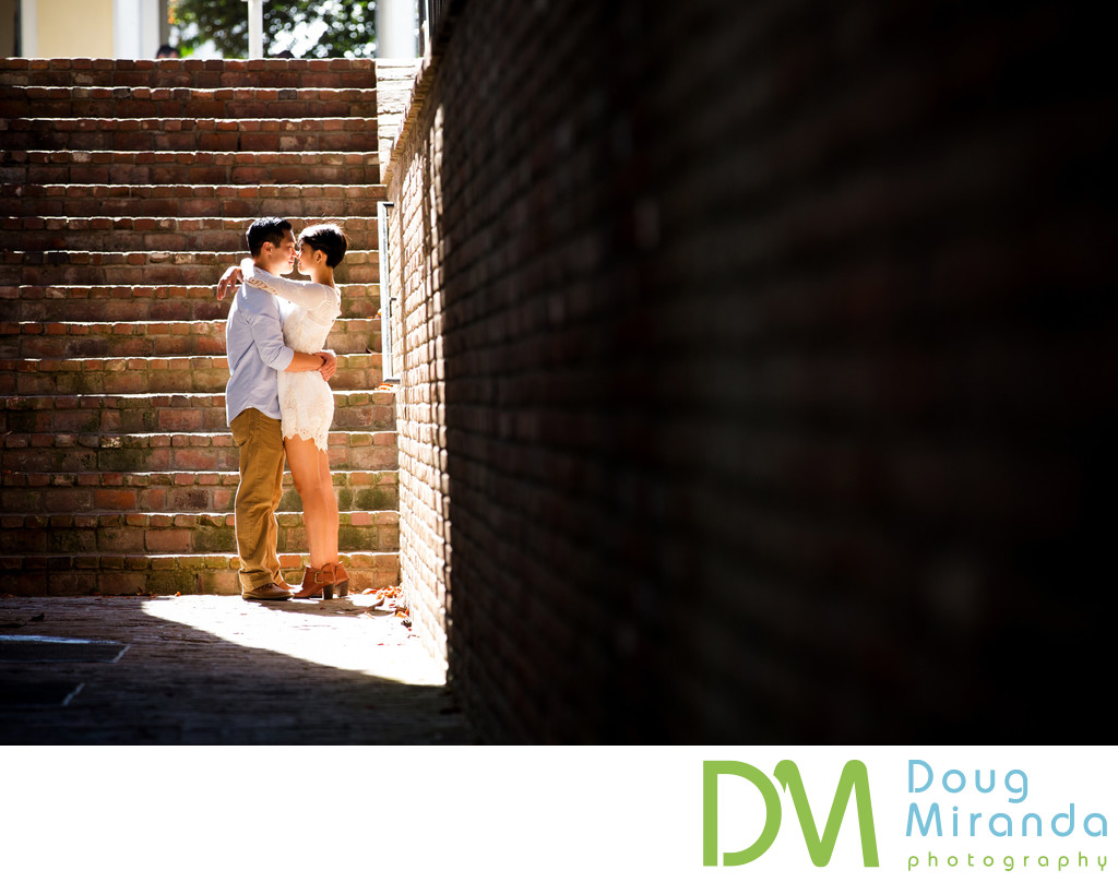 Old Sacramento Engagement Photographer