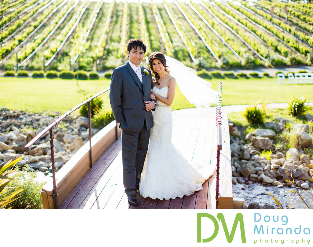 Nella Terra Cellars Wedding Photography
