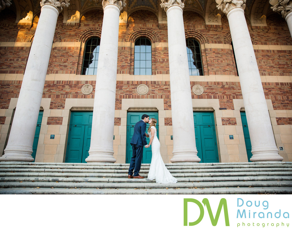 Sacramento memorial auditorium wedding photography