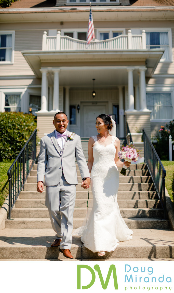 Vizcaya Sacramento Wedding Photos