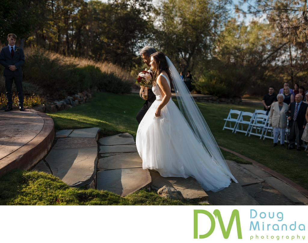 Auburn Valley Golf Club Wedding Photos