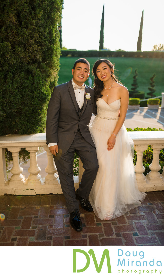 Top Rated Wedding Photography at Grand Island Mansion