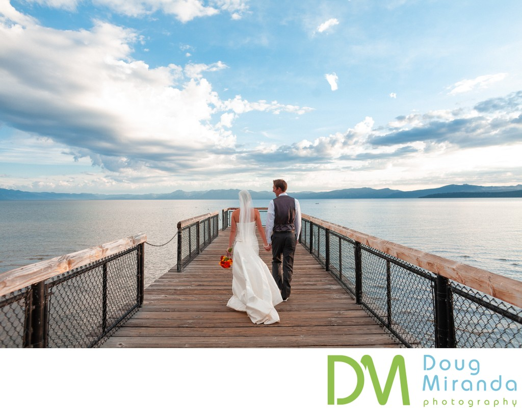 North Tahoe Event Center Wedding Photographers