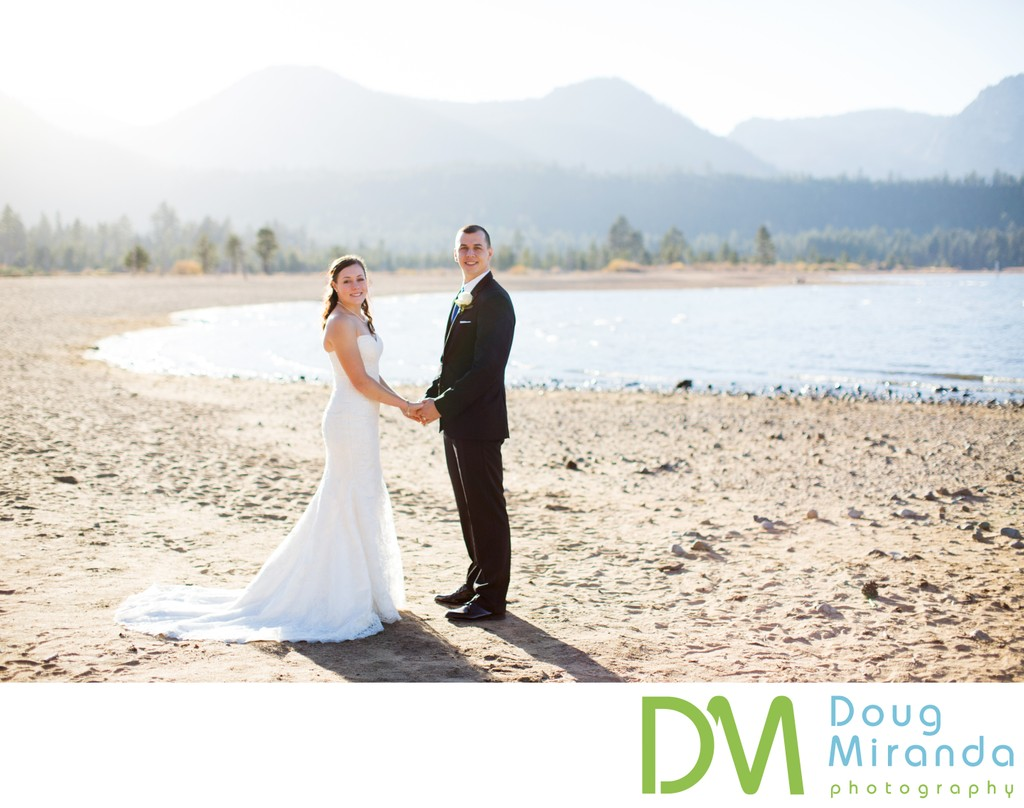 Kiva Beach Tahoe Wedding Photos