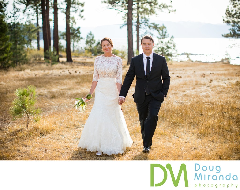 Zephyr Cove Elopement Photographer