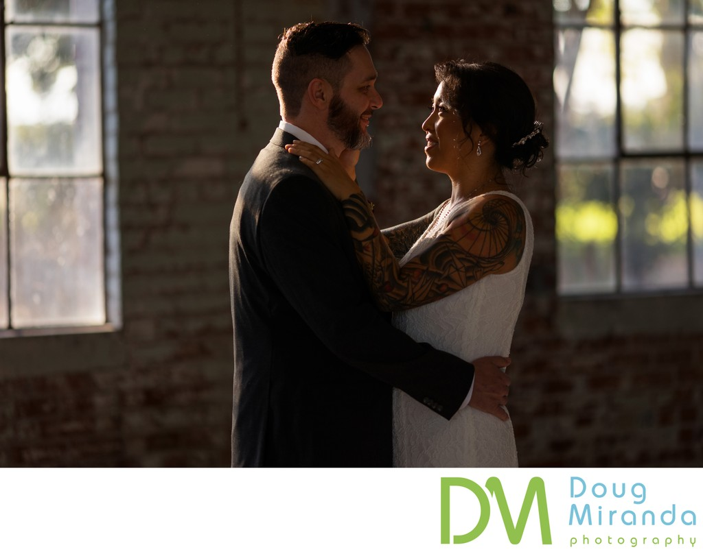 Top Old Sugar Mill Wedding Photograph