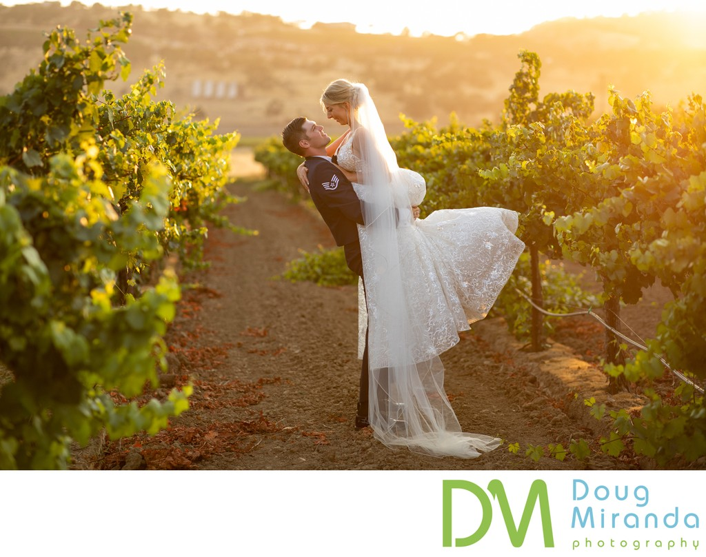 Suisun Valley Inn Wedding Photography