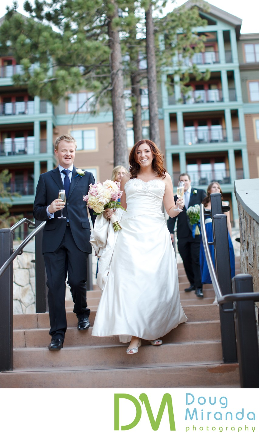 Ritz Carlton Lake Tahoe Wedding Photographer