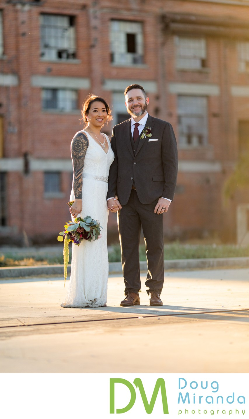 Old Sugar Mill Wedding Portraits