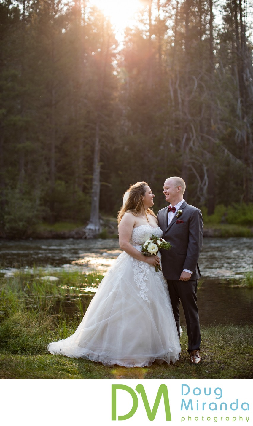Truckee Elopement Photographer