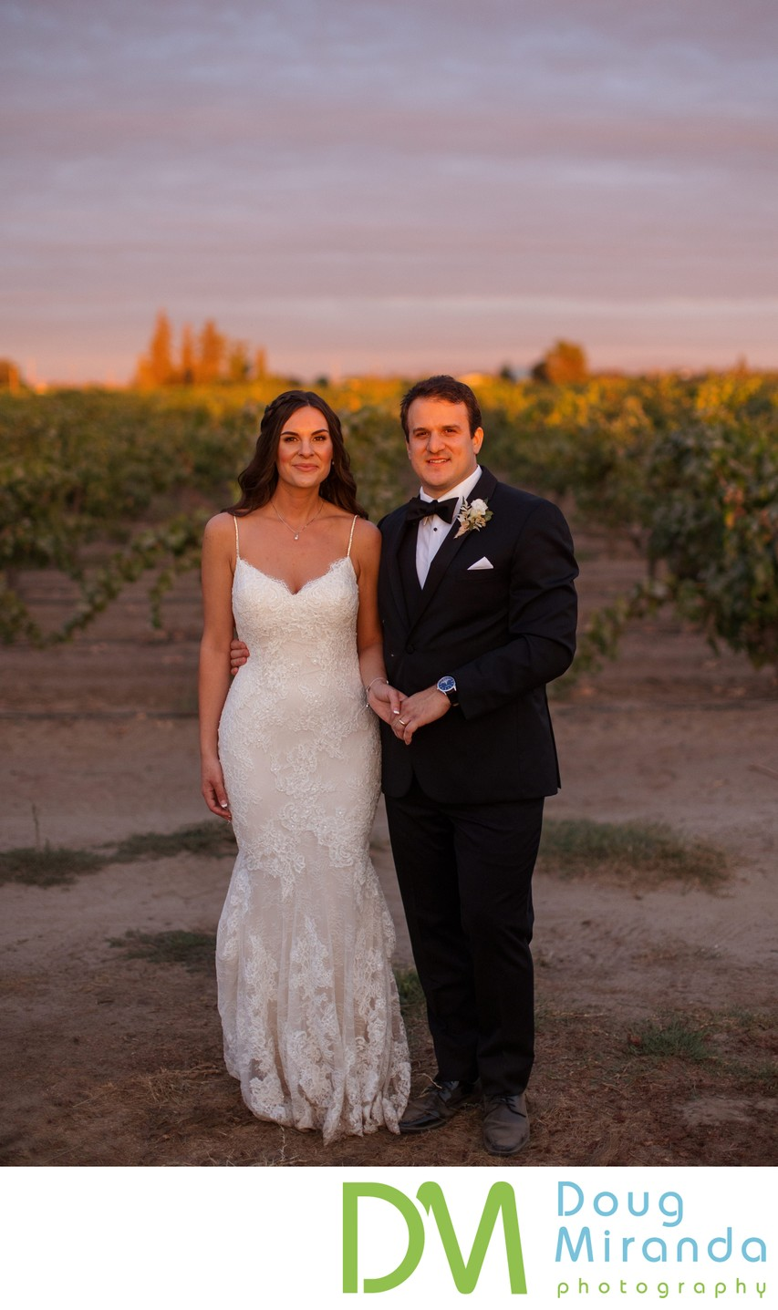Durst Winery and Estate Wedding Photographer