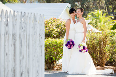 Sacramento Same Sex Wedding Photography