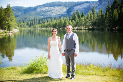 Tahoe Paradise Park Wedding Photography