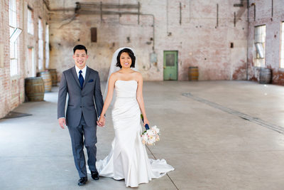 Old Sugar Mill Boiler Room Wedding