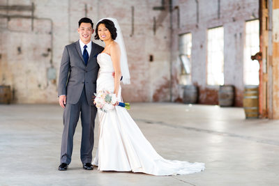 Old Sugar Mill Boiler Room Wedding Photography