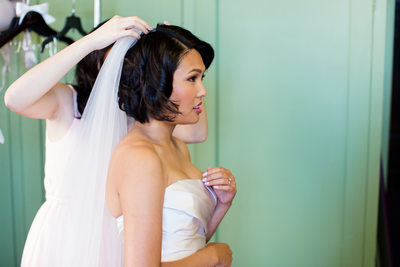 Bride Getting Ready Photos at Old Sugar Mill