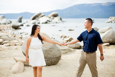 Engagement Photography in Lake Tahoe