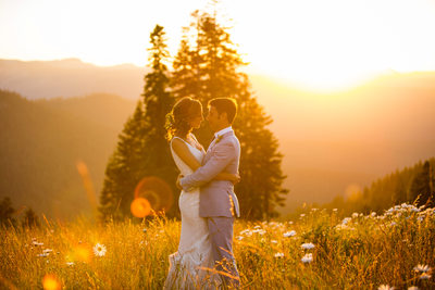 Zephyr Lodge Northstar Wedding Photos